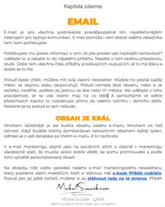Kapitola Zdarma Email