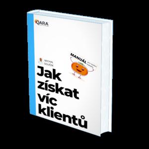 Cover right - Jak ziskat vic klientu - Michal Soucek